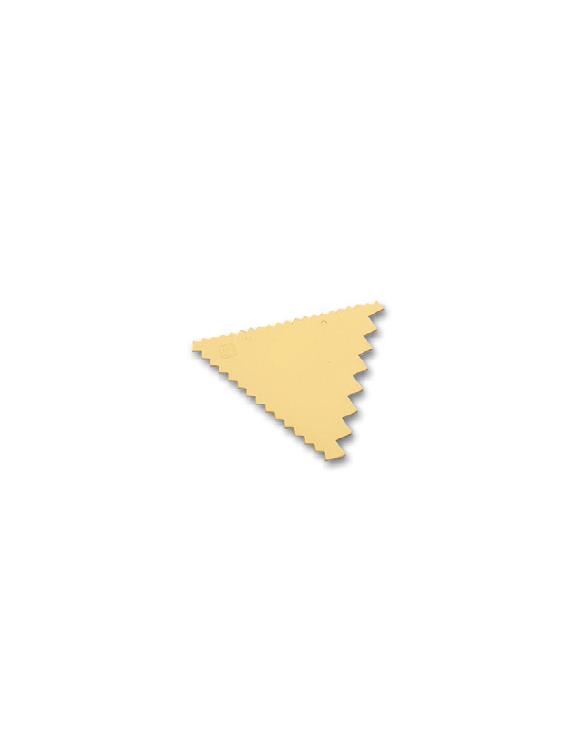 Peigne à Décorer 3 Côtés Polypropylène ~ 9,3 x 8,3 cm