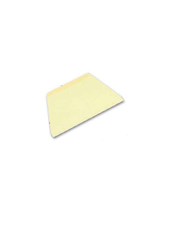 Raclette Rigide Polypropylène ~ 21,6 x 12,8 cm