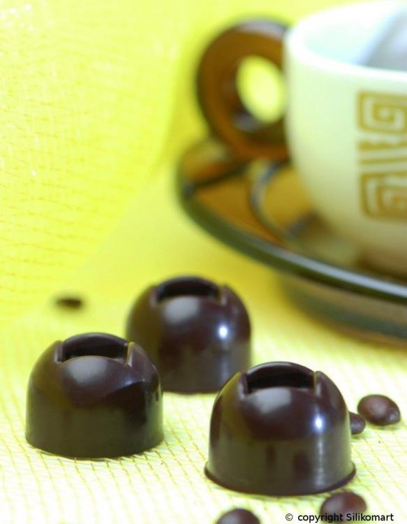 Moules à Chocolat Silicone 15 Impérial