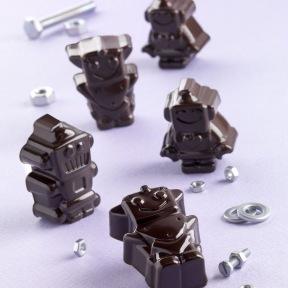 Moules à Chocolat Silicone 12 Robotchoc
