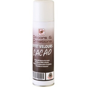 Spray Effet Velours Cacao - 250 ml