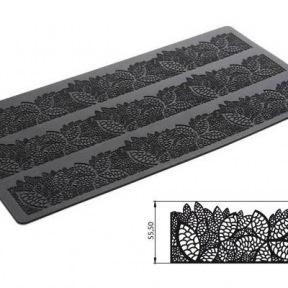 Tapis Texture à Dentelle ~ 40 cm