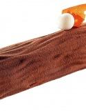 Kit Moule à Bûche Wood 1300 ml + Plaque Texture Bois