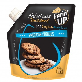 "Farin'UP American Cookies Mix ""All-In"""