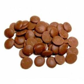 Callets Callebaut- Pistoles Chocolat Belge au Lait