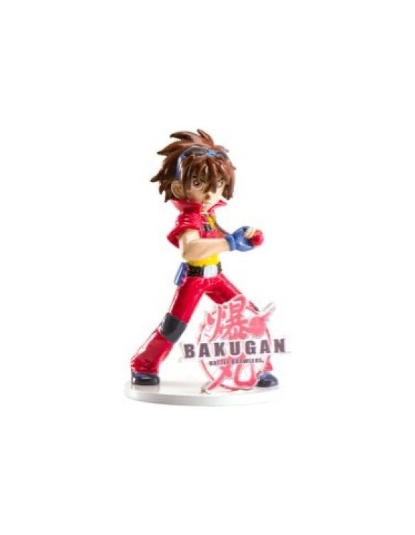 Figurine Bakugan - Dan ~ 7,5 cm