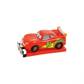 Bougie Cars - Flash McQueen ~ 9 x 4 cm