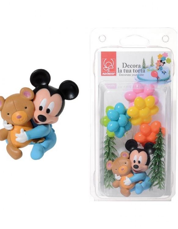 Kit Bébé Mickey Mouse Figurine