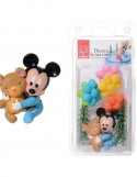 Kit Figurines Bébé Mickey Mouse