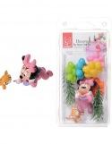 Kit Figurines Bébé Minnie Mouse