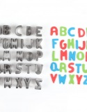 Kit Emporte-Pièce Alphabet