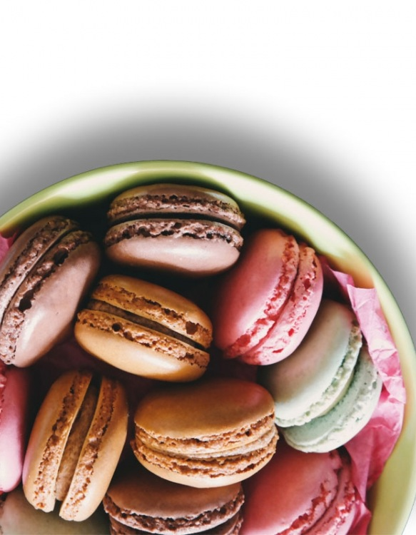 """Macarons Amandes Mix """"All-In"""""""