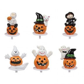 Figurine plastique Halloween x32