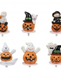 Figurines Halloween Assorties x 32