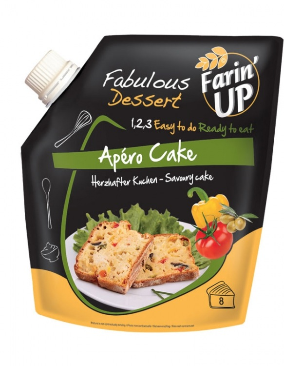 "Farin'UP Apero Cake Mix ""All-In"""