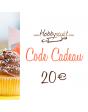Code Cadeau Hobbyscuit.com