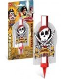 Bougie feu d'artifice pirate