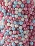 Non pareil sucre rose/bleu/mauve/blanc