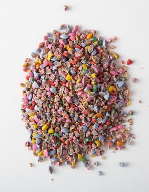 Brisure dragées sucre chocolat