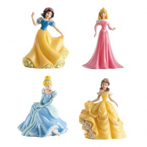 Kit Princesses Figurines