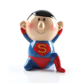Tirelire Superman