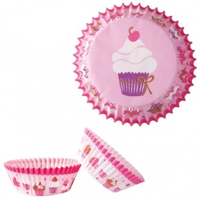 Caissettes Cupcakes