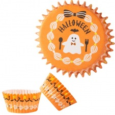 Caissettes cupcakes Halloween