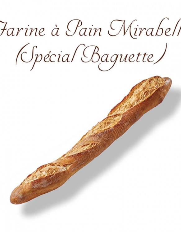 Farine Blanche Mirabelle
