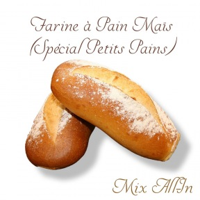 "Farine Pain Maïs Mix ""All-In"""