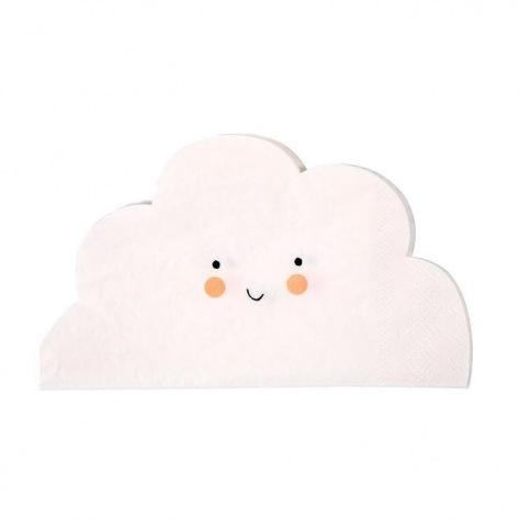Serviettes nuage 20 p