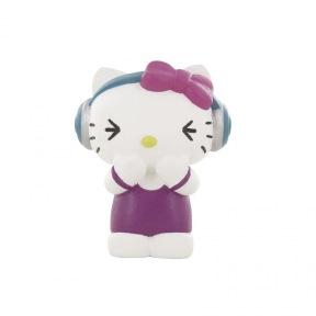Figurine Hello Kitty ( écouteurs)
