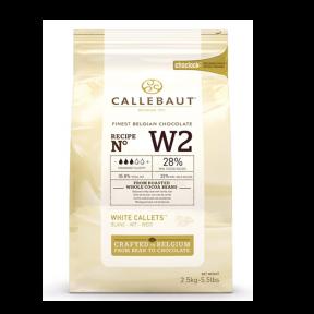 Callets Callebaut Chocolat Belge Lait