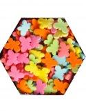 Confetti en Papillons Colorés
