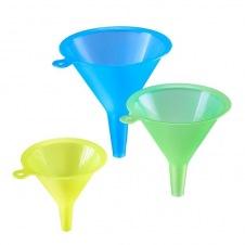 Entonnoirs multicolores 3p