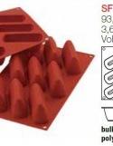 Moule en Silicone 9 Gianduiotto ~ 9,3 cm