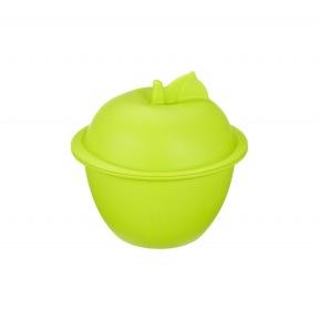 Moules en Silicone 1 Pomme pour Cuire Verte