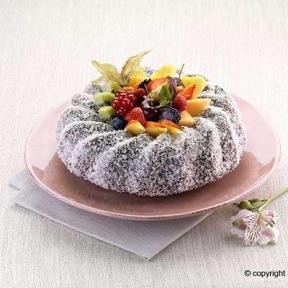 Moule en Silicone Savarin Cake silikomart