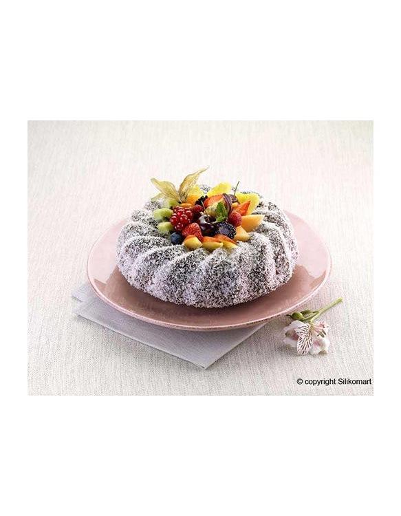 Moule en Silicone Savarin Cake Ø 24 cm