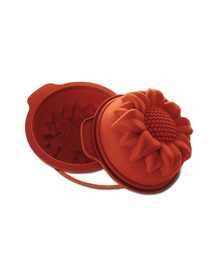 moule en silicone sunflower 18 cm hobbyscuit. Black Bedroom Furniture Sets. Home Design Ideas