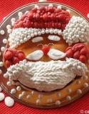 Moule en Silicone Père Noël  Silikomart