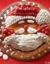 Moule en Silicone Père Noël ~ 25,4 cm