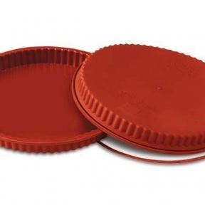 Moule en Silicone Flan Pan Ø 24 cm