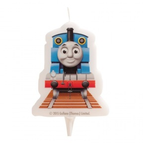 Bougie Anniversaire Thomas & Friends ~ 7,5 cm