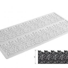 Tapis Texture Tricot ~ 40 cm