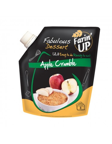 """Farin'UP Apple Crumble Mix """"All-In"""""""