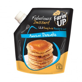 """Farin'UP Pancake Mix """"All-In"""""""