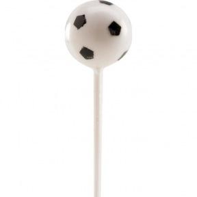 Ballon foot sur pic 4,5 cm